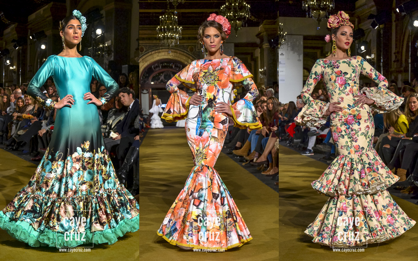 Moda Flamenca 2017: 12 tendencias clave