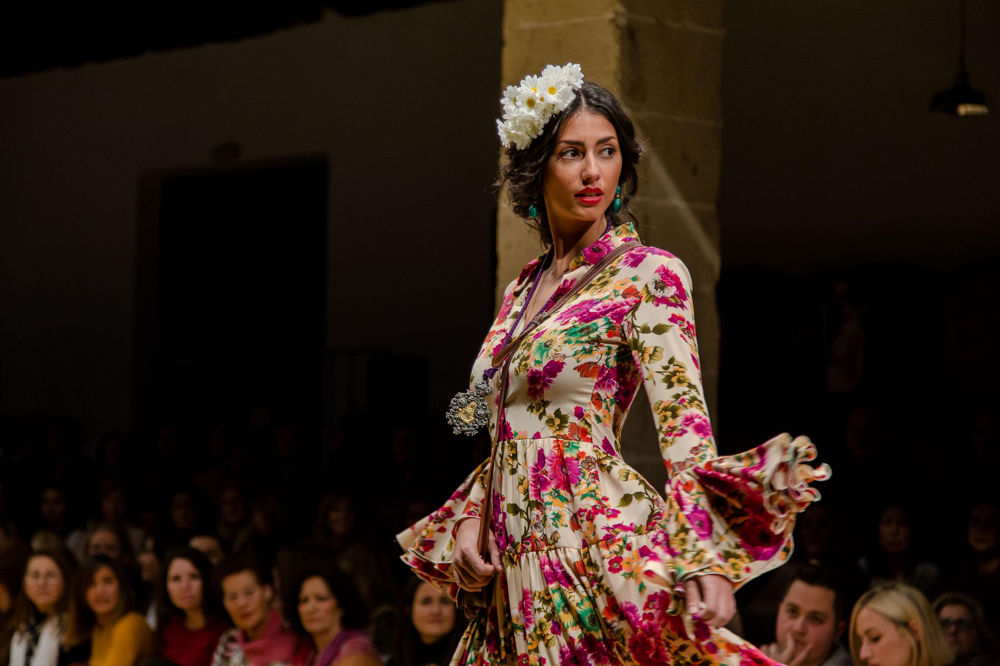 Pasarela Flamenca Jerez 2017. Jueves