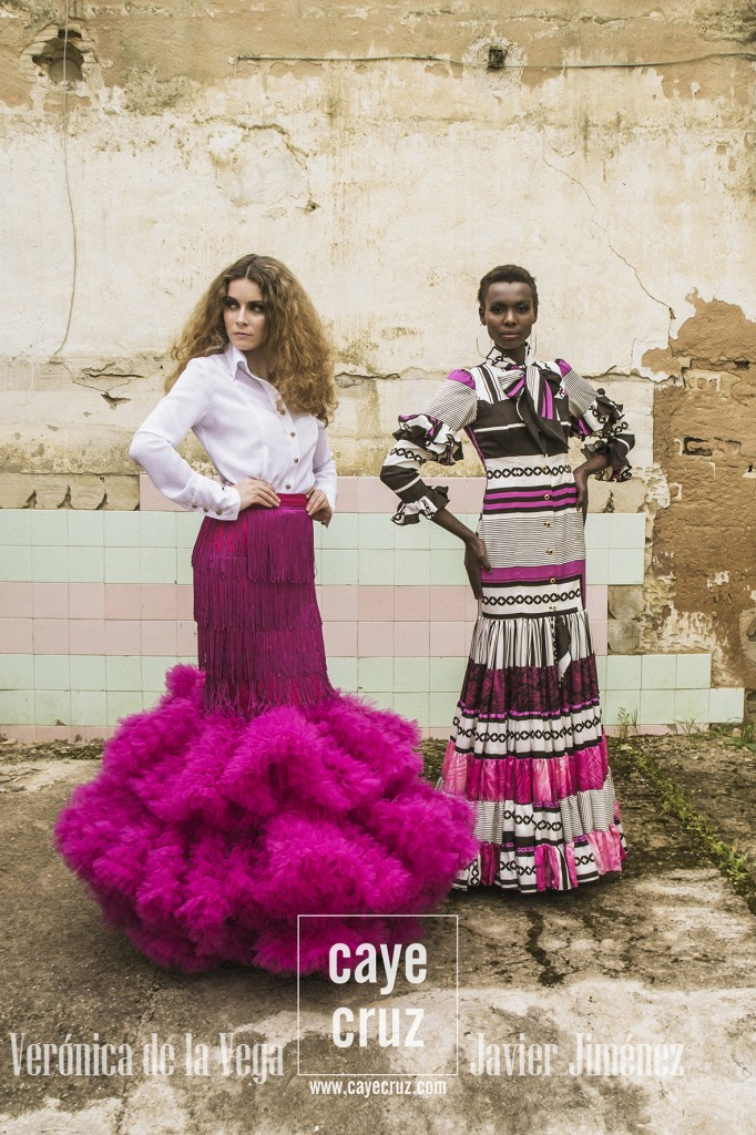 Paradise Editorial Moda Flamenca 2017 (6)