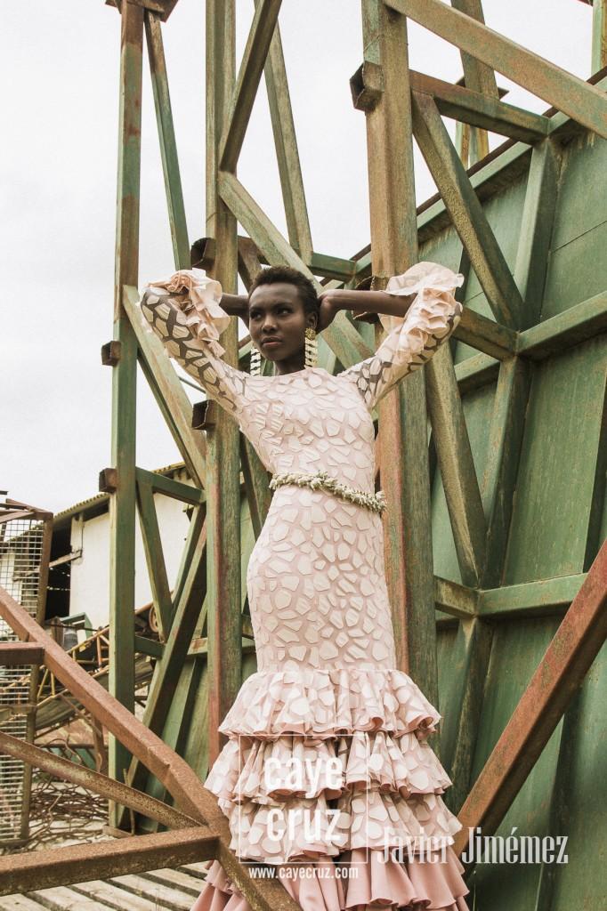 Paradise Editorial Moda Flamenca 2017 Parte 2 (10)