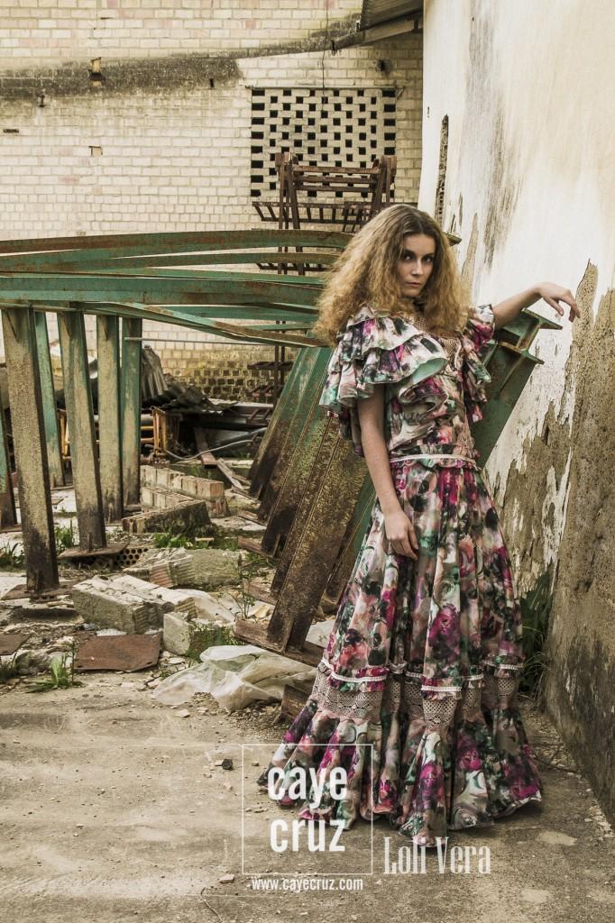 Paradise Editorial Moda Flamenca 2017 Parte 2 (11)
