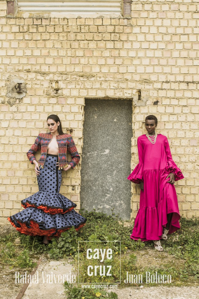 Paradise Editorial Moda Flamenca 2017 Parte 2 (12)