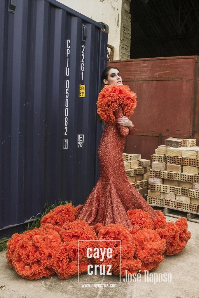 Paradise Editorial Moda Flamenca 2017 Parte 2 (2)