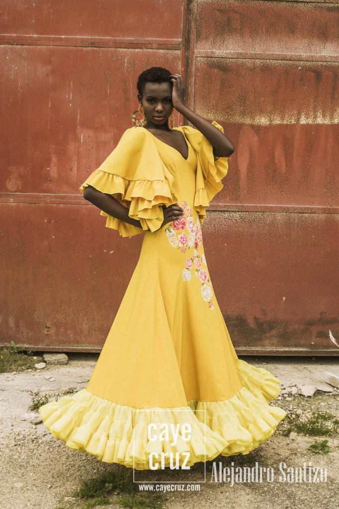 Paradise Editorial Moda Flamenca 2017 Parte 2 (3)