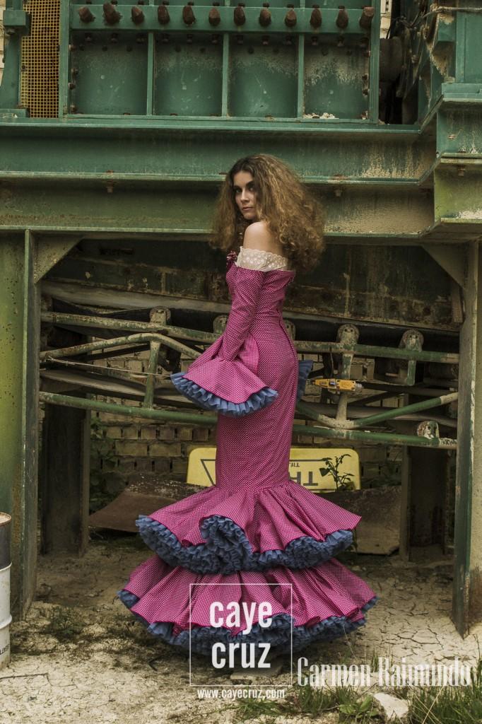 Paradise Editorial Moda Flamenca 2017 Parte 2 (4)