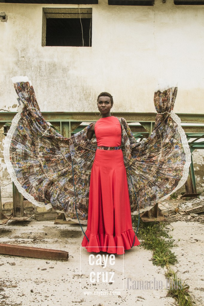 Paradise Editorial Moda Flamenca 2017 Parte 2 (5)