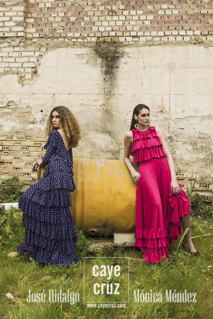 Paradise Editorial Moda Flamenca 2017 Parte 2 (6)