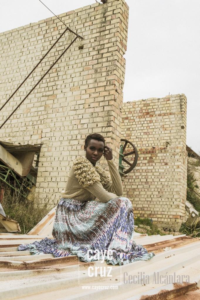Paradise Editorial Moda Flamenca 2017 Parte 2 (7)
