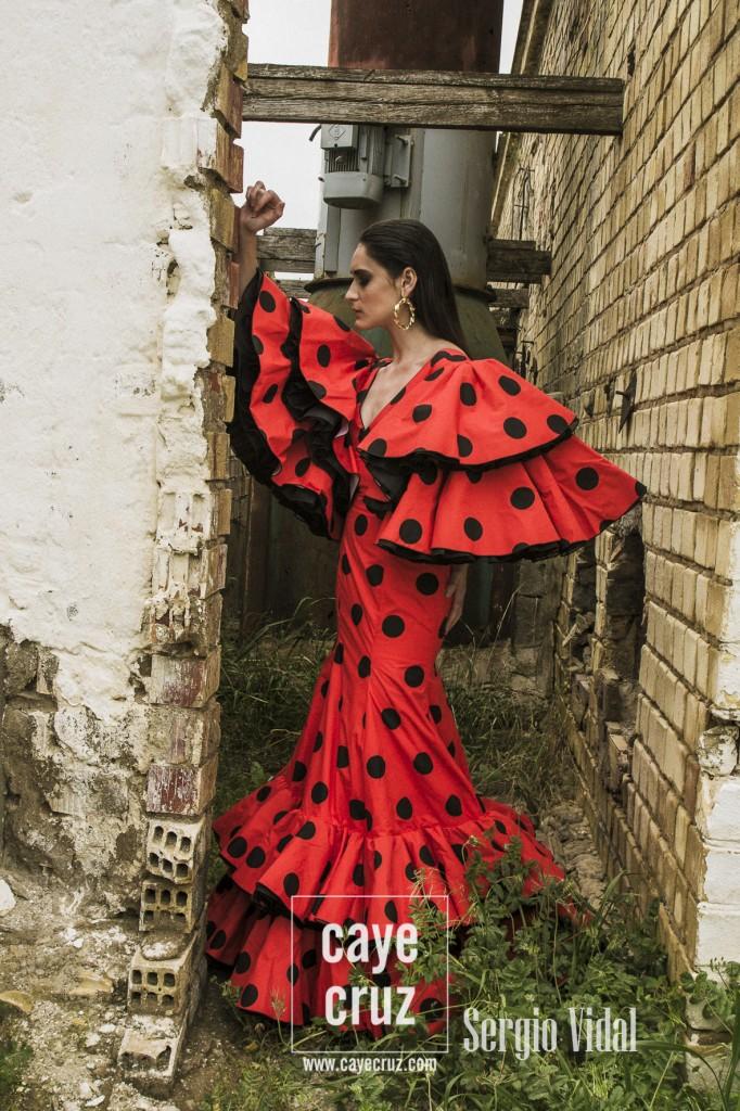 Paradise Editorial Moda Flamenca 2017 Parte 2 (8)
