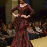 Rocío Martín Pasarela Flamenca de Jerez 2017 28