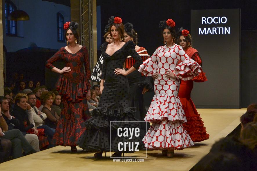 Rocío Martín Pasarela Flamenca de Jerez 2017 36