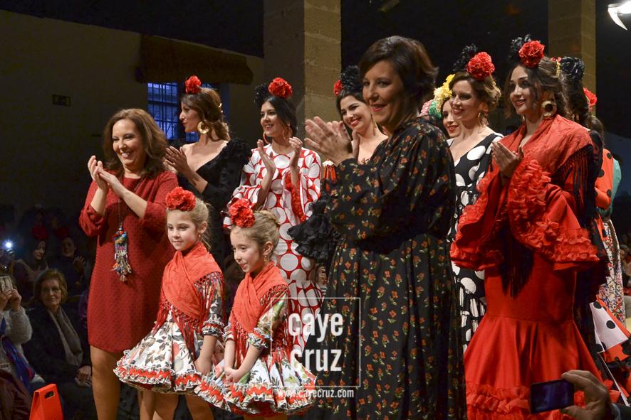 Rocío Martín Pasarela Flamenca de Jerez 2017 37