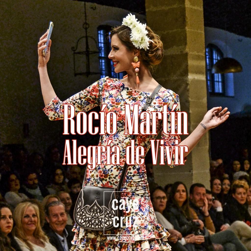 Rocío Martín Pasarela Flamenca de Jerez 2017 38
