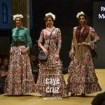 Rocío Martín Pasarela Flamenca de Jerez 2017 9