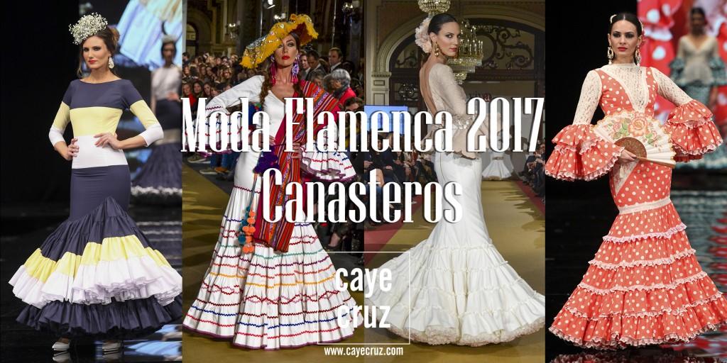 Trajes Feria de Sevilla 2017 Canasteros 11