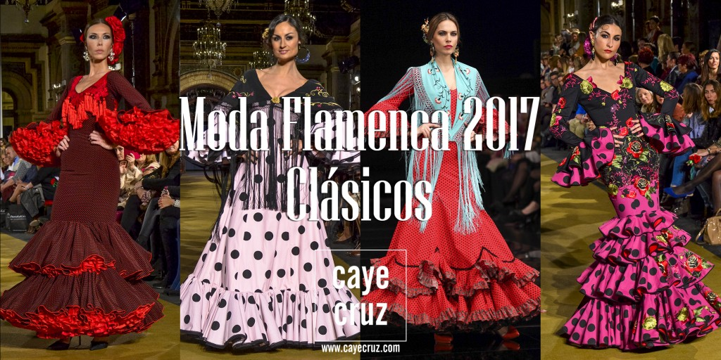 Trajes Feria de Sevilla 2017 Clásicos 11