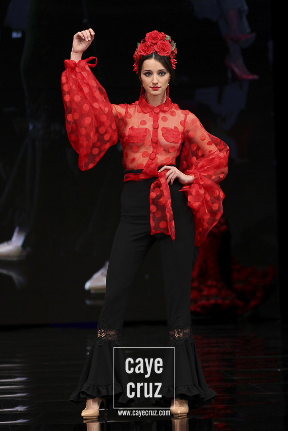 Trajes Feria de Sevilla 2017 Inspiración Flamenca 10