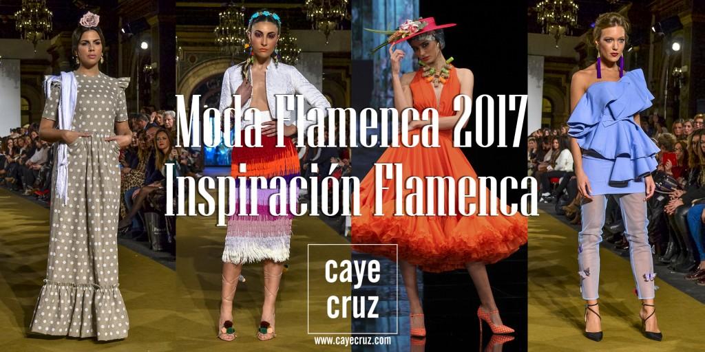 Trajes Feria de Sevilla 2017 Inspiración Flamenca 11
