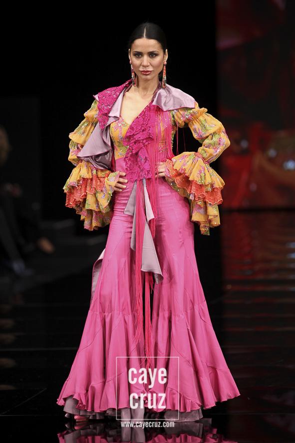 Trajes Feria de Sevilla 2017 Inspiración Flamenca 8
