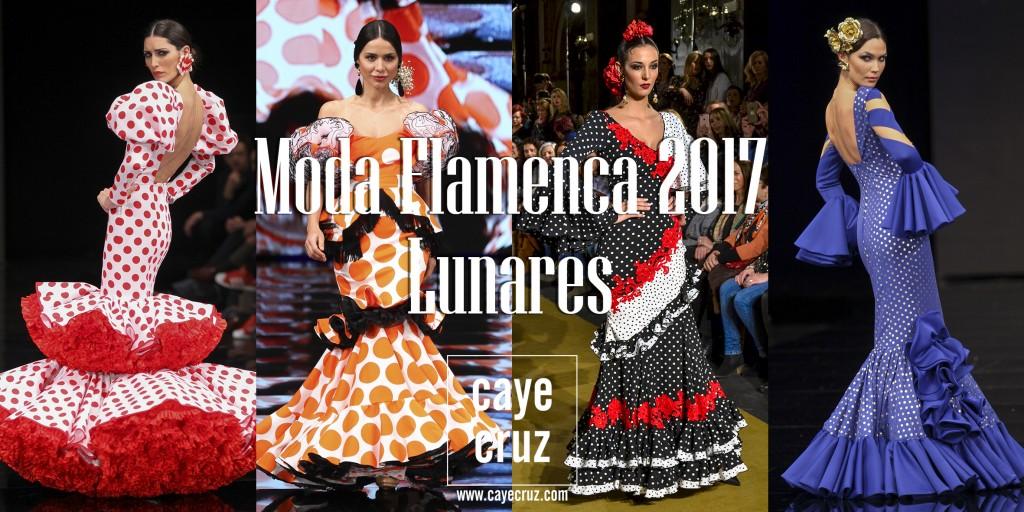 Trajes Feria de Sevilla 2017 Lunares 11