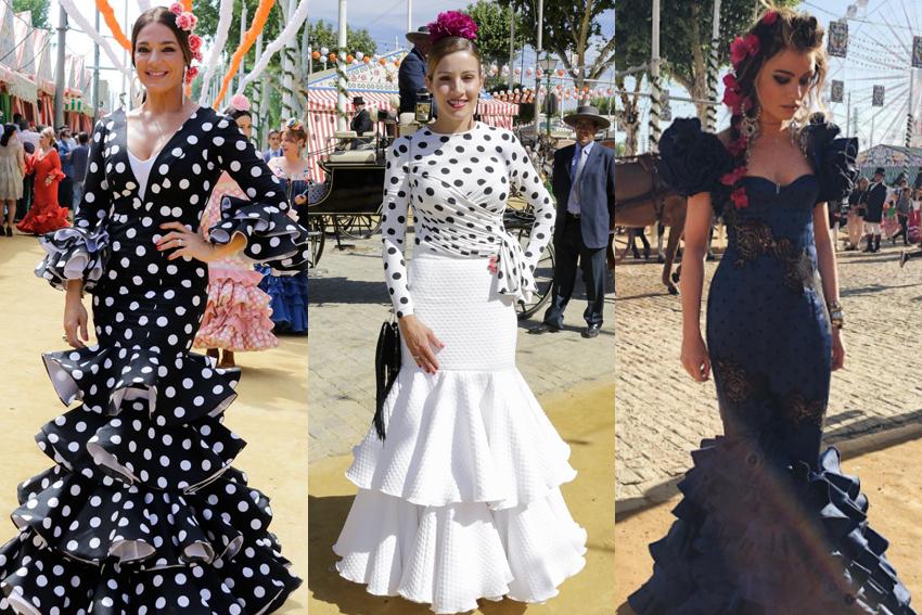 Famosas en la Feria de Sevilla 2017: 10 visiones diferentes