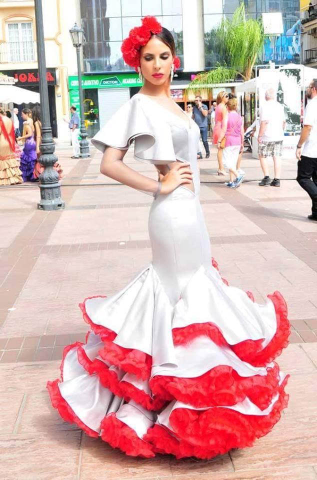 Flamencas en Feria 28 de mayo Fiestas Rosario Marina FQS