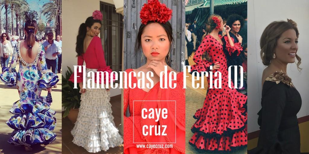 Flamencas en Feria 28 de mayo Portada