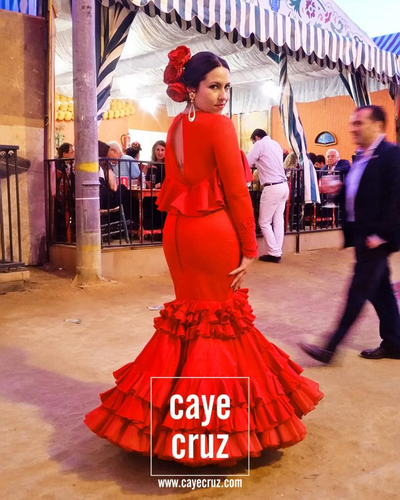 Flamencas en la Feria de Sevilla 2017 (21)