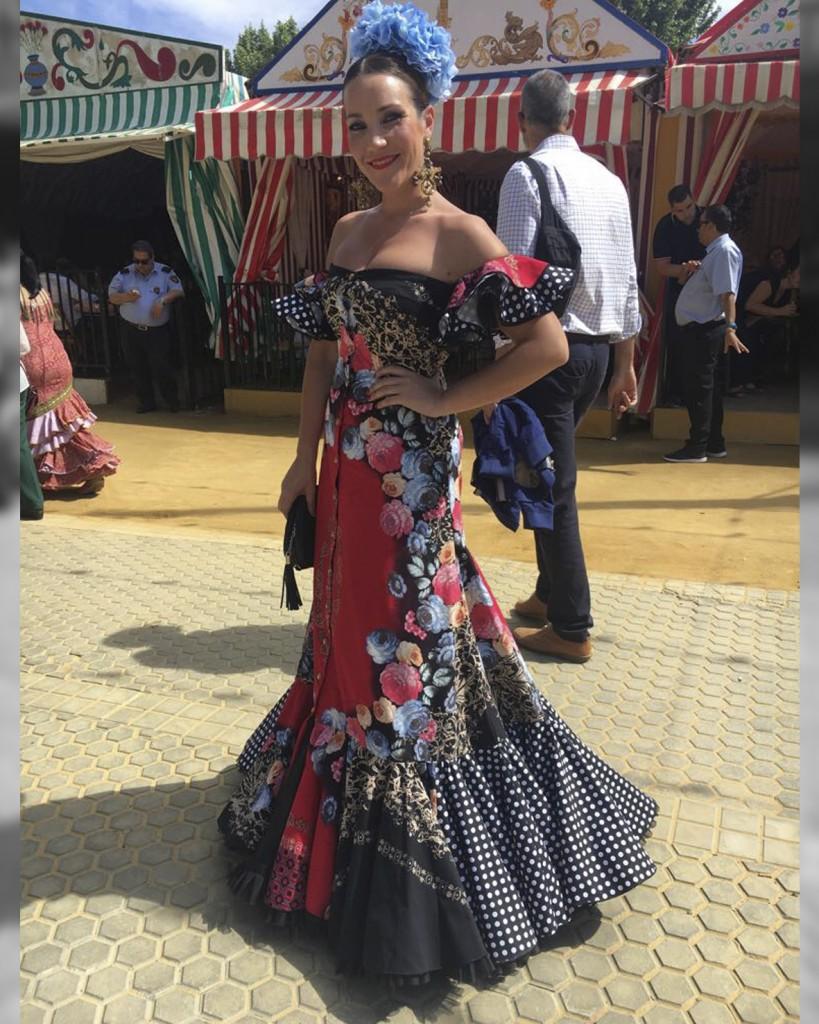 Flamencas en la Feria de Sevilla 2017 (22)