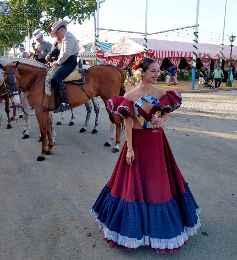 Flamencas en la Feria de Sevilla 2017 (23)