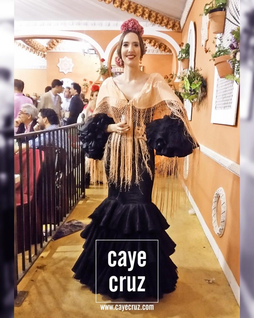 Flamencas en la Feria de Sevilla 2017 (7)