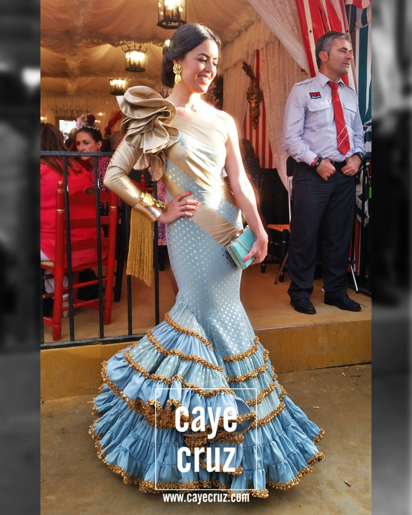 Flamencas en la Feria de Sevilla 2017 (8)