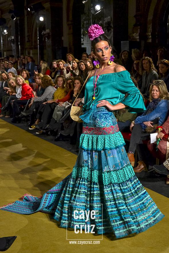 Moda Flamenca para el Rocío 2017 1