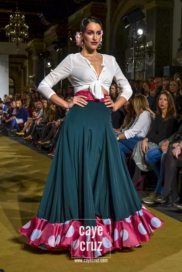 Moda Flamenca para el Rocío 2017 10