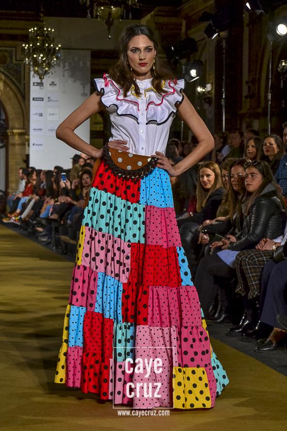 Moda Flamenca para el Rocío 2017 11