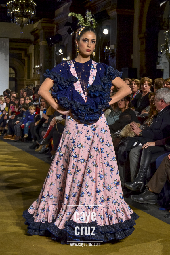 Moda Flamenca para el Rocío 2017 12