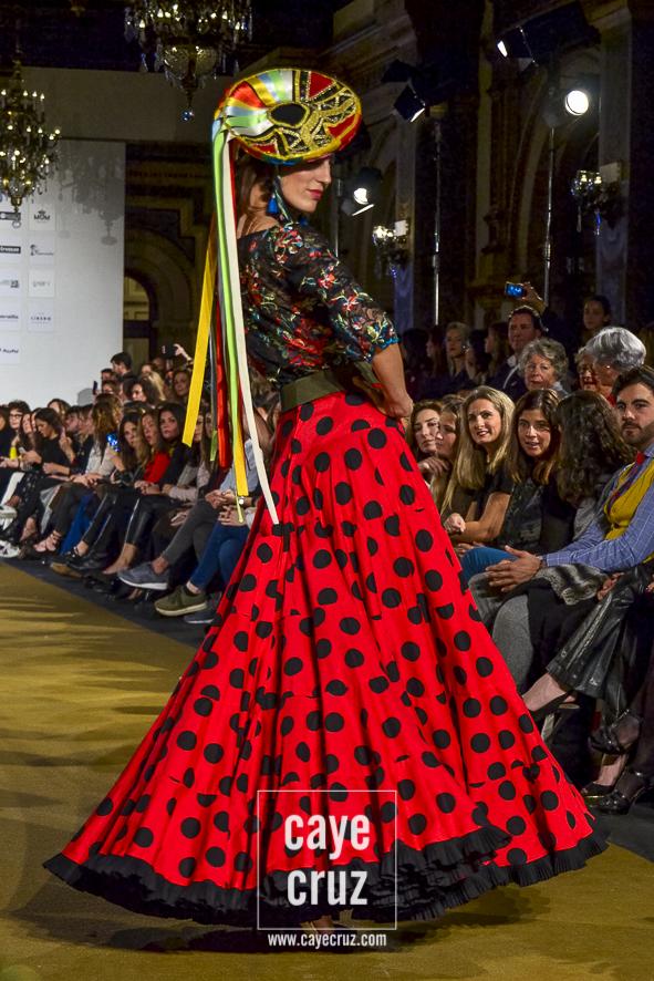 Moda Flamenca para el Rocío 2017 14
