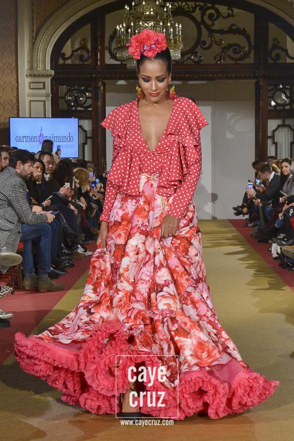 Moda Flamenca para el Rocío 2017 16