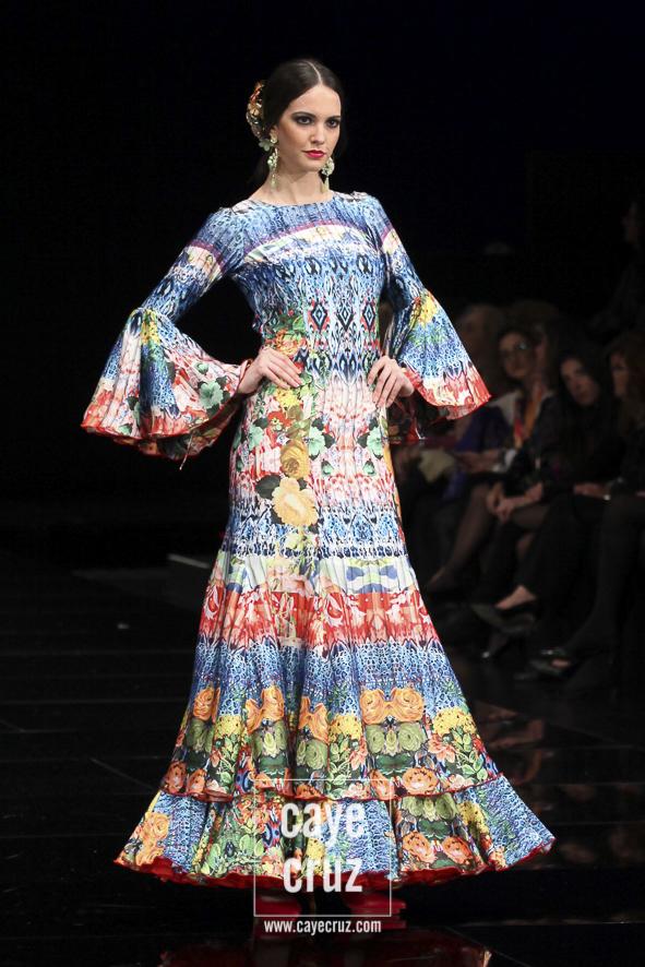 Moda Flamenca para el Rocío 2017 17