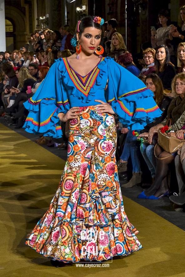 Moda Flamenca para el Rocío 2017 2
