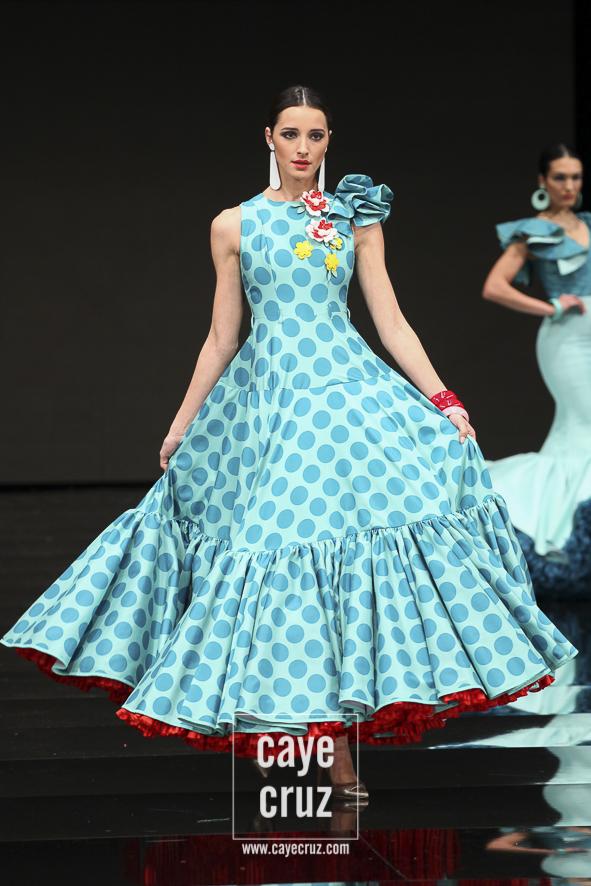 Moda Flamenca para el Rocío 2017 20