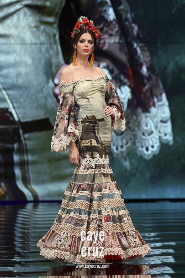 Moda Flamenca para el Rocío 2017 24