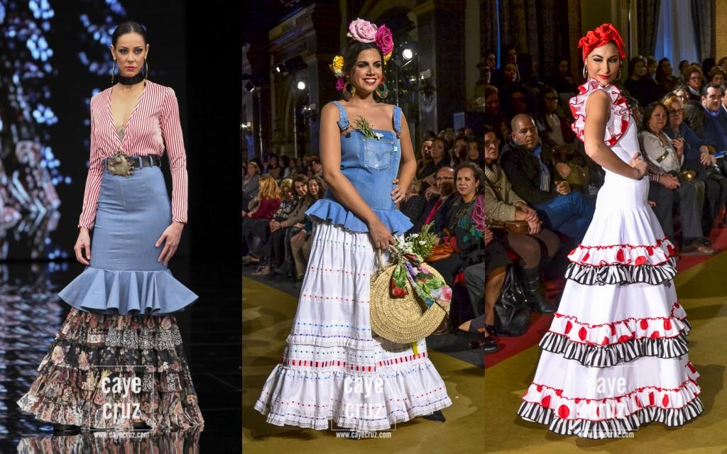 Moda Flamenca para el Rocío 2017 28