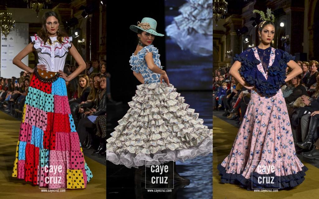 Moda Flamenca para el Rocío 2017 29