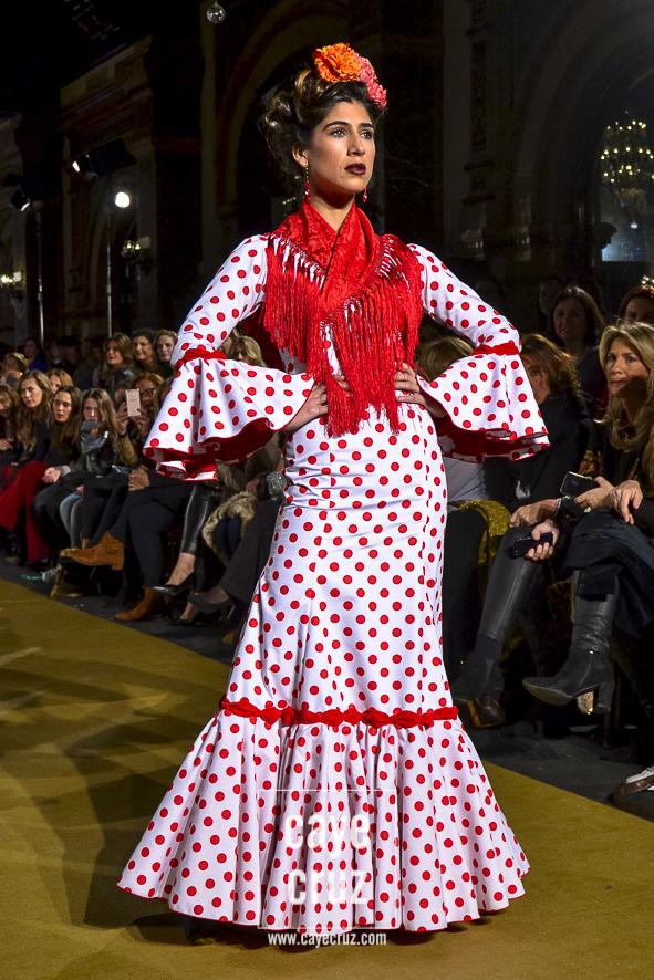 Moda Flamenca para el Rocío 2017 3