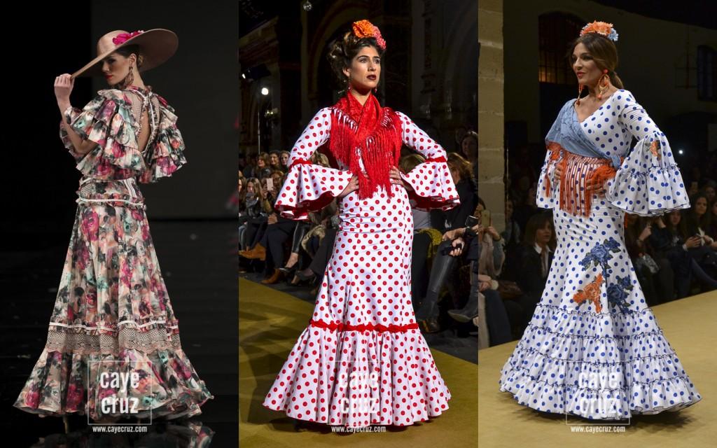 Moda Flamenca para el Rocío 2017 30