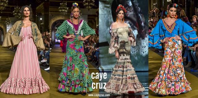 Moda Flamenca para el Rocío 2017 32