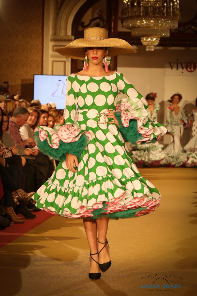 Moda Flamenca para el Rocío 2017 33