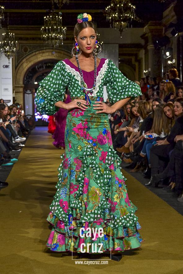 Moda Flamenca para el Rocío 2017 4