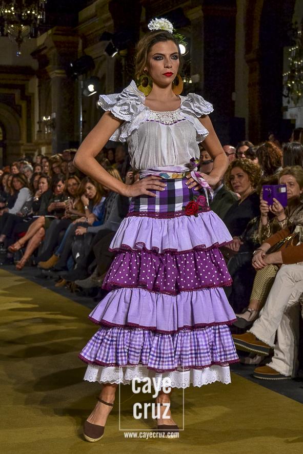 Moda Flamenca para el Rocío 2017 5